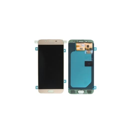 Samsung SM-J530 Galaxy J5 (2017) LCD kijelző / képernyő + érintőképernyő - arany