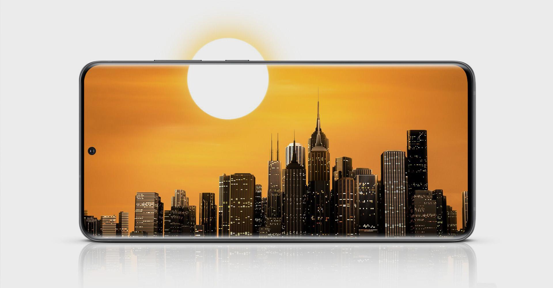 Samsung kijelzők